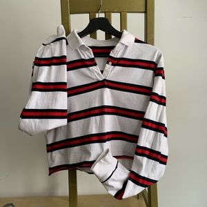 Tops - John Galt long sleeve stripe top